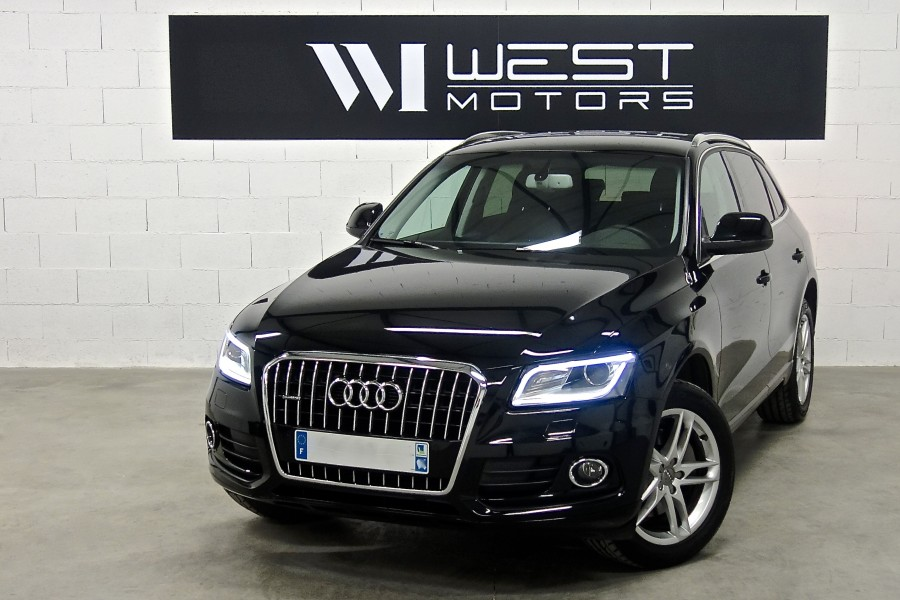 westmotors audi q5 3 0 tdi 245 ch ambition luxe. Black Bedroom Furniture Sets. Home Design Ideas